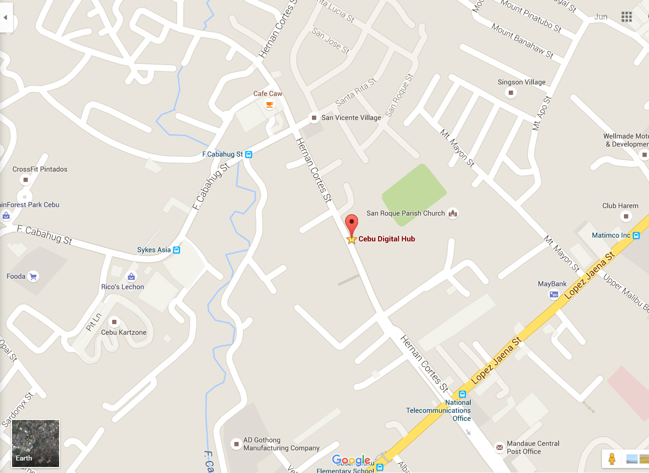 cebu digital hub location